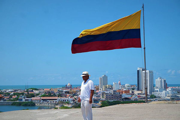 viajar colombia