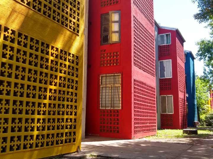 Avanza la finalización y reparación de cinco edificios del Barrio ...