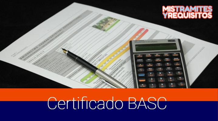 Conoce como obtener un Certificado BASC en Perú
