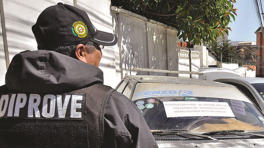 Cambian a jefes policiales de Diprove acusados de manipular ...