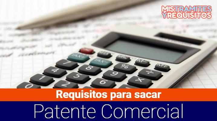 Requisitos para sacar patente comercial en Venezuela