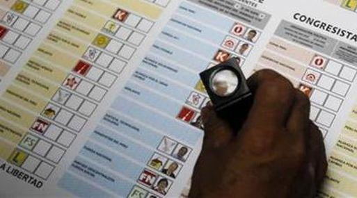 Partidos políticos que no presenten información financiera serían ...