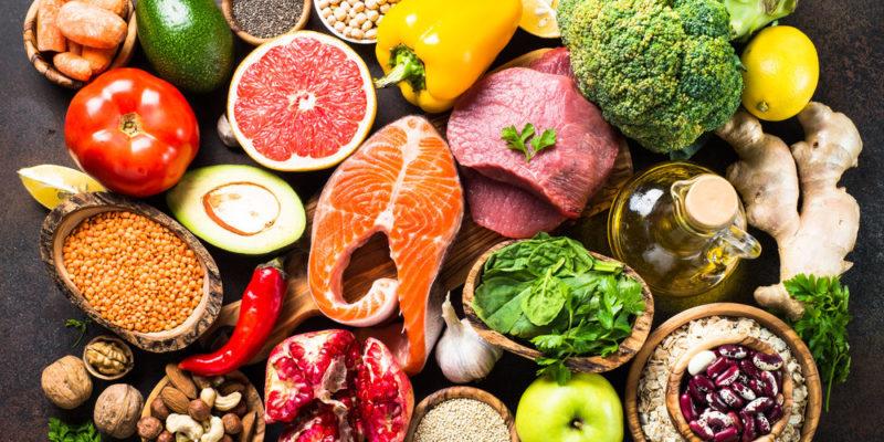 Alimento: Concepto, Tipos de alimentos y Nutrientes