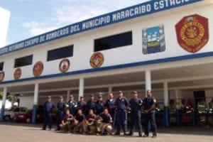 bomberos de venezuela