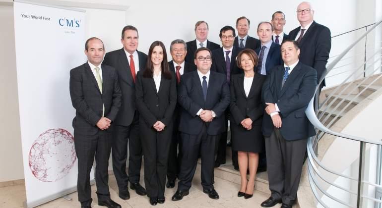 CMS incorpora a tres estudios de abogados de Perú, Chile y ...