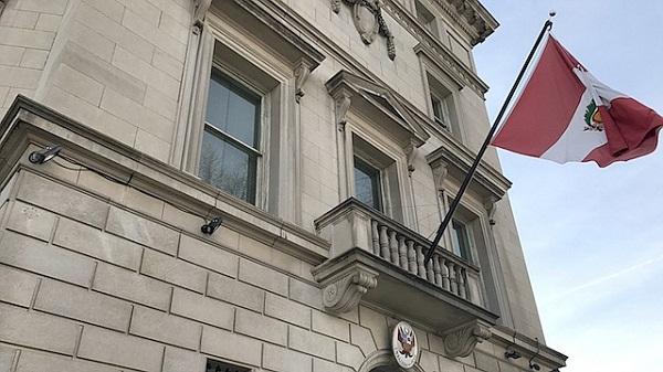 embajada de peru