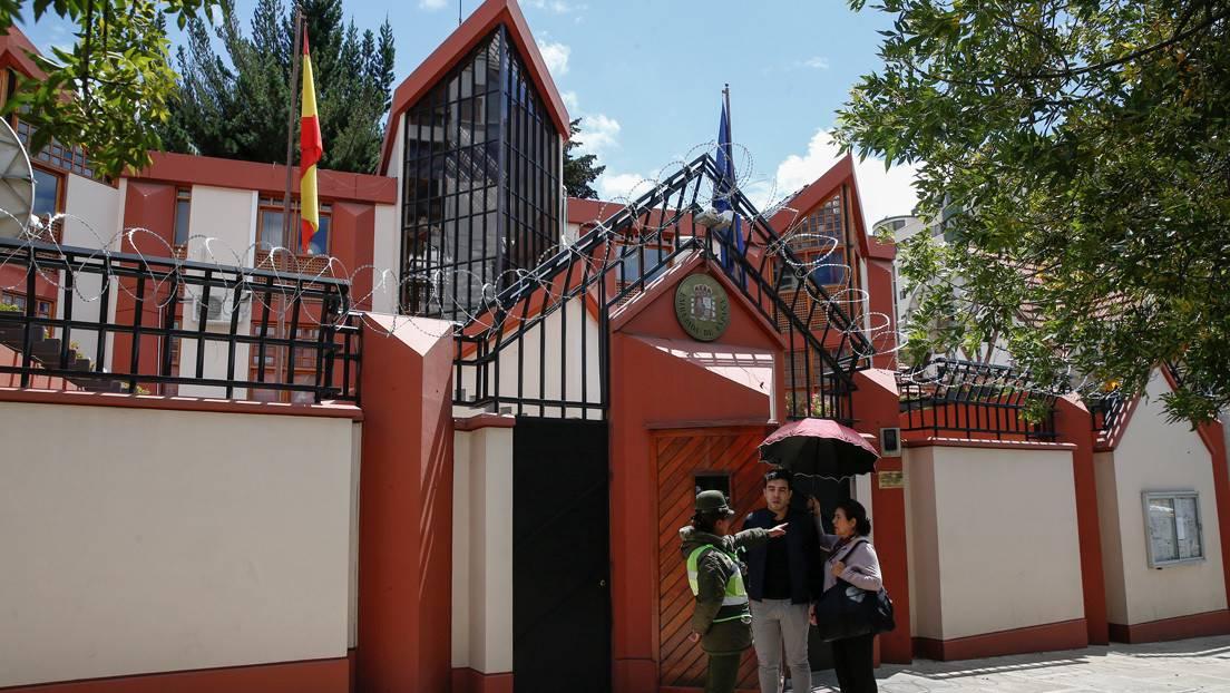 España expulsa a tres diplomáticos bolivianos en reciprocidad por ...