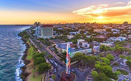 Malecon de Santo Domingo (con imágenes) | Santo domingo, República ...