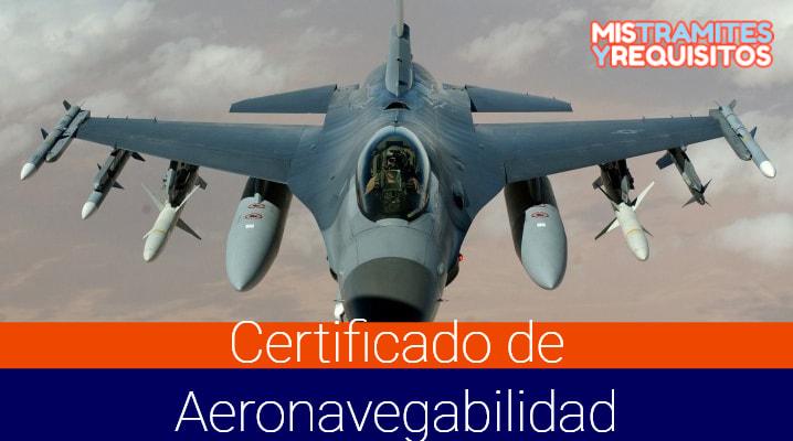 Certificado de Aeronavegabilidad