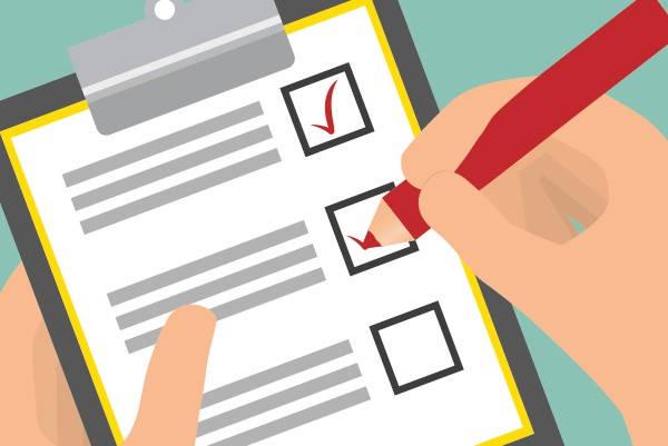 Como saber dónde está depositado Mi CTS checklist