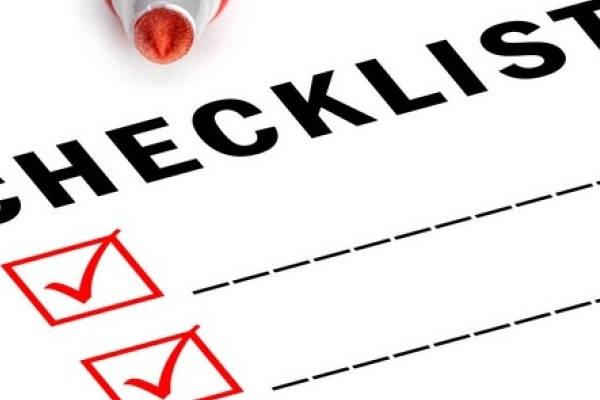 Como saber si Mi PTP está listo checklist