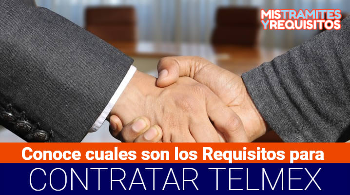 Requisitos para contratar Telmex