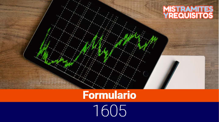 Formulario 1605