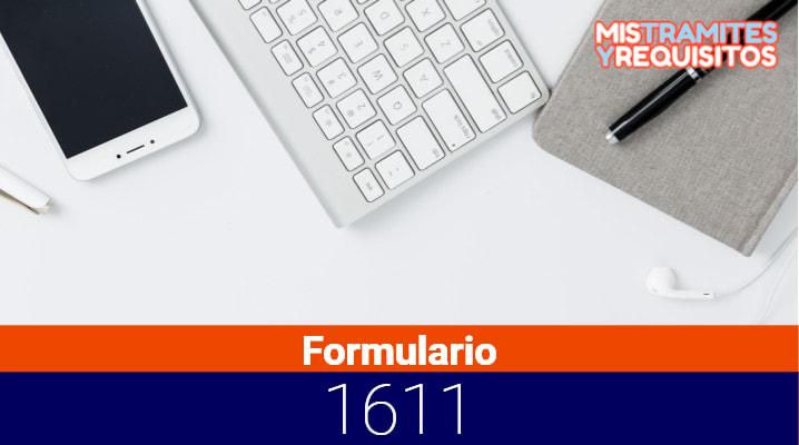 Como presentar el Formulario 1611 para Pagos SUNAT