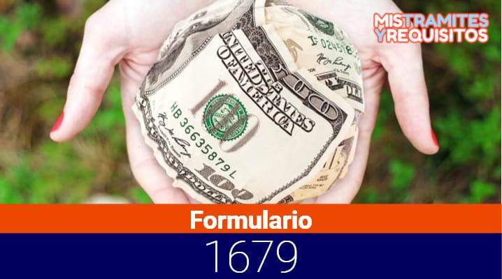Formulario 1679