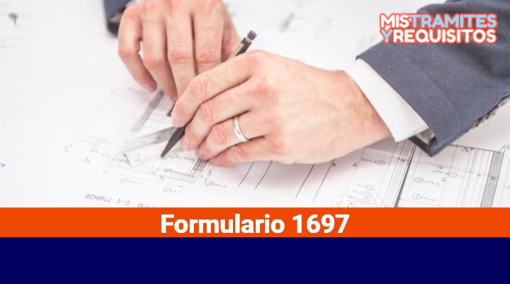 Formulario 1697