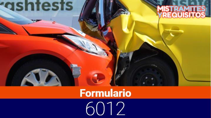 Como llenar el Formulario 6012 Registro de Titular y Beneficiarios + Vida Seguro de Accidentes