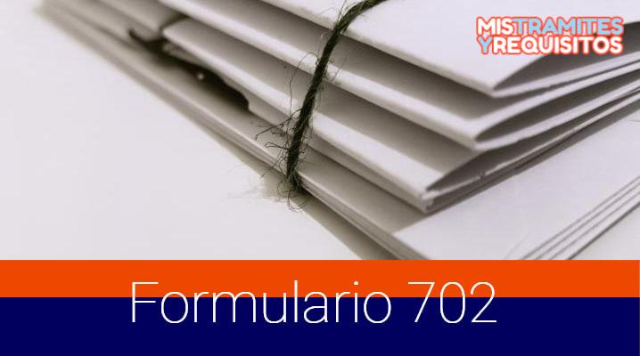 Conoce como presentar el Formulario 702 del STI
