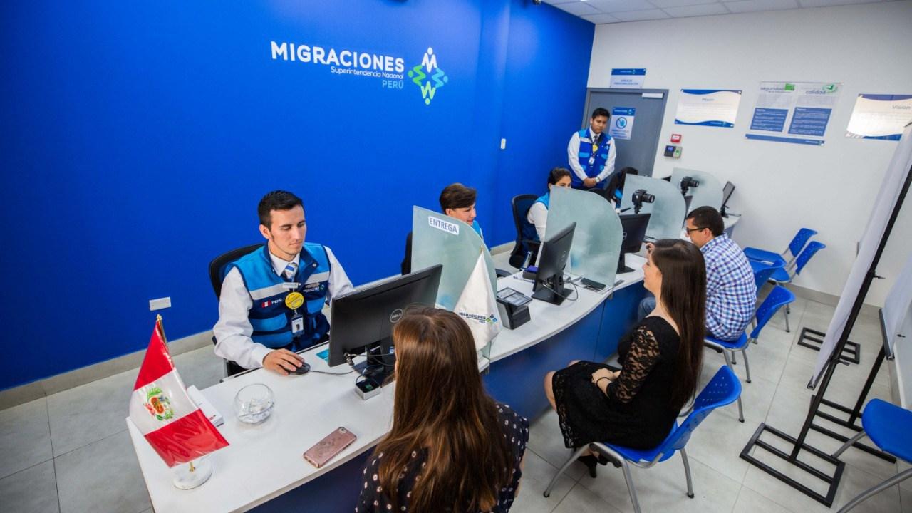 Migraciones Perú adelantó fechas de citas para otorgar PTP | El ...