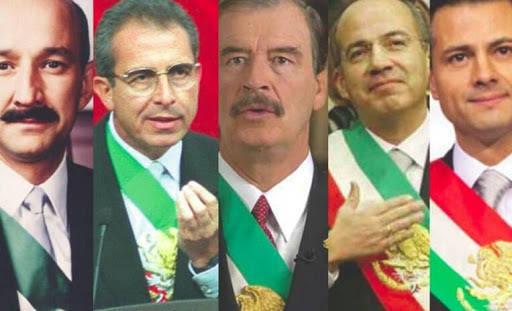 Presidentes Destacados de México