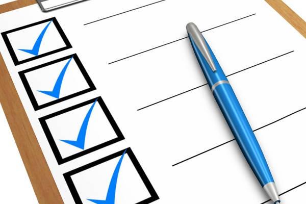 Requisitos para Darse de Alta en el IMSS checklist