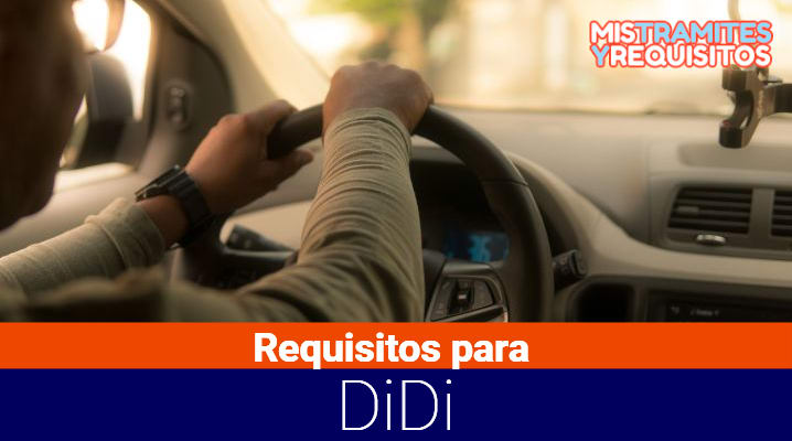 Requisitos para DiDi