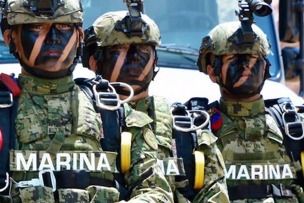 Requisitos para entrar a la Marina marinos en vigilancia