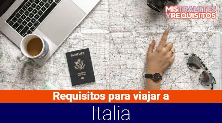 Conoce los Requisitos para viajar a Italia desde Perú