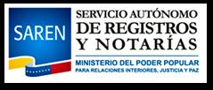 SAREN - Servicio Autónomo de Registros y Notarías