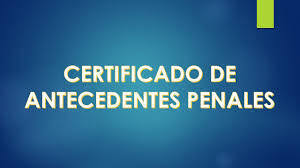 ⊛ Pasos y Requisitos para Antecedentes Penales en PERÚ ▷ 【2020】
