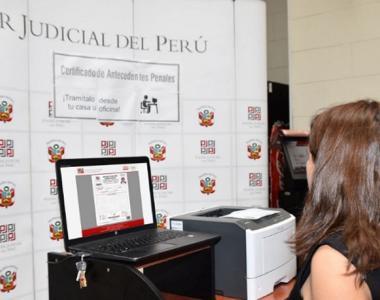 Perú: peruanos en el exterior podrán obtener certificado de ...