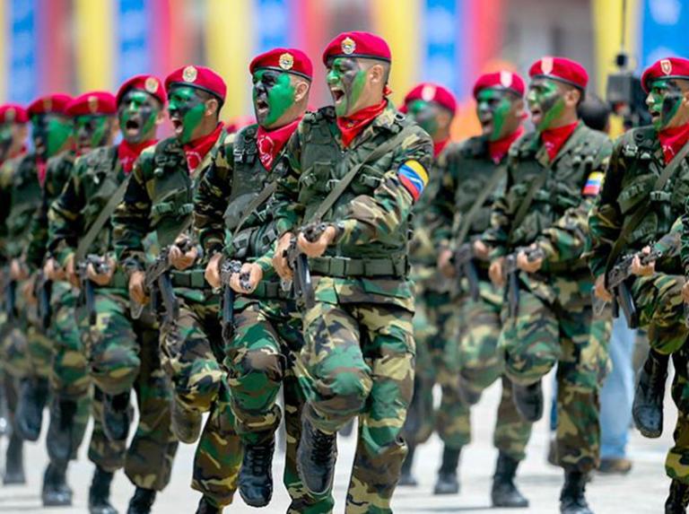 FANB consolida estrategias para la defensa de Venezuela | Últimas ...