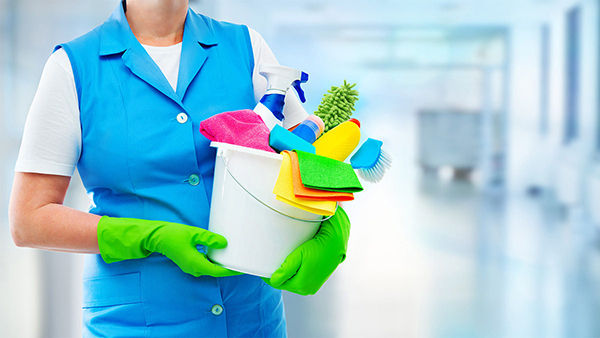 trabajadora del hogar