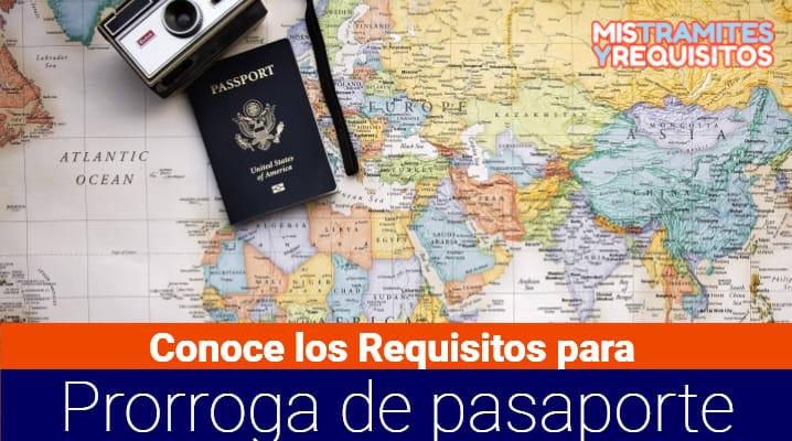 Conoce los Requisitos para Prorroga de Pasaporte en Venezuela