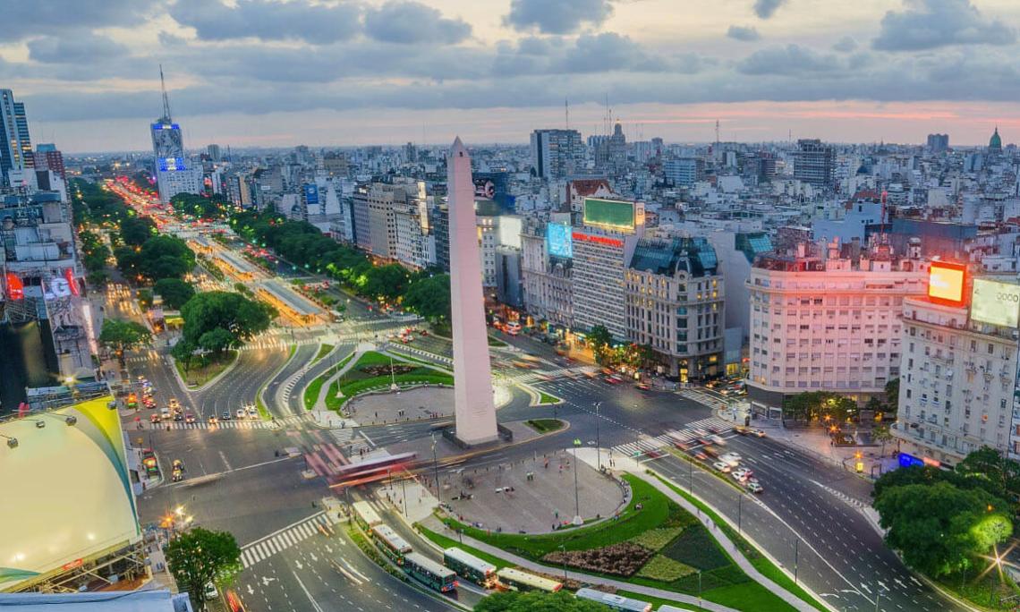 Semana de Comercio e Inversiones Estados Unidos-Argentina ...