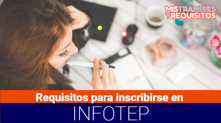 Requisitos para inscribirse en Infotep