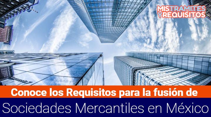 Requisitos para la fusión de Sociedades Mercantiles en México