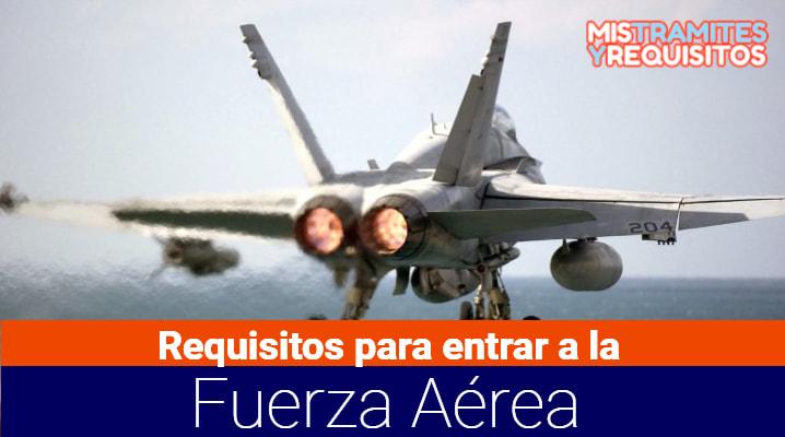 Requisitos para ser asimilado de la Fuerza Aérea Dominicana