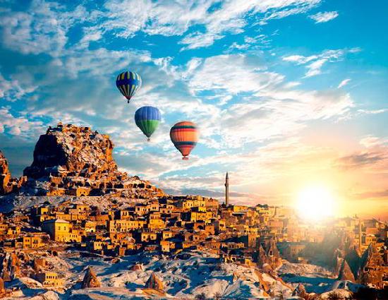 Cuál es la mejor época para viajar a Turquía