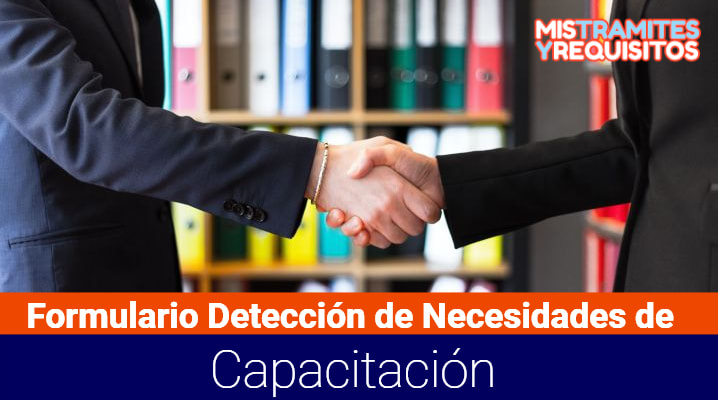 Obtén el Formulario Detección de Necesidades de Capacitación