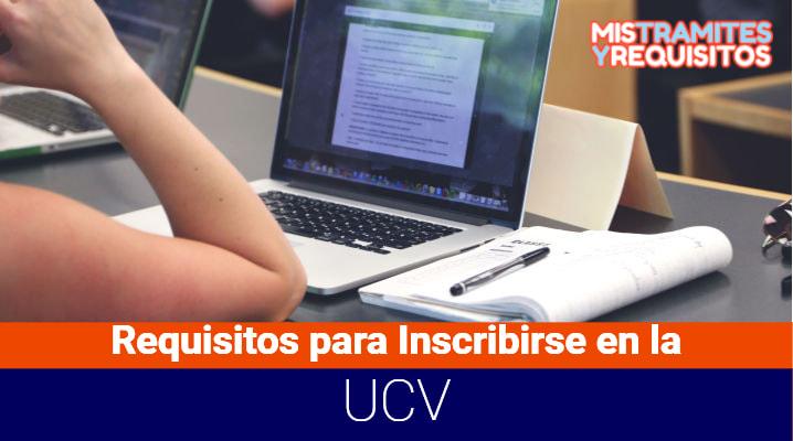 Conoce los Requisitos para Inscribirse en la UCV – Universidad Central de Caracas