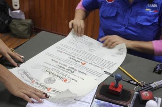 Requisitos para Registrar Título Universitario en el SAREN 1