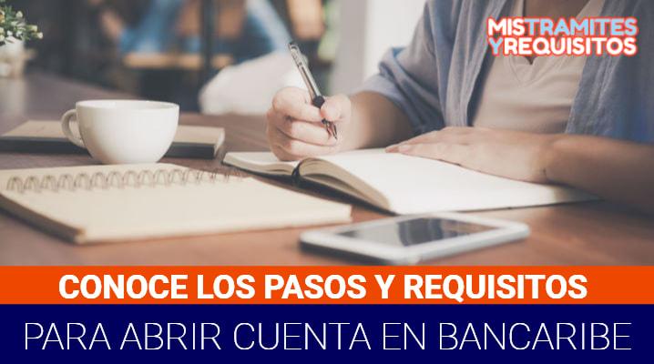 Requisitos para abrir cuenta en Bancaribe