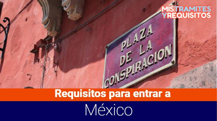 Descubre cuales son los Requisitos para entrar a México desde Venezuela