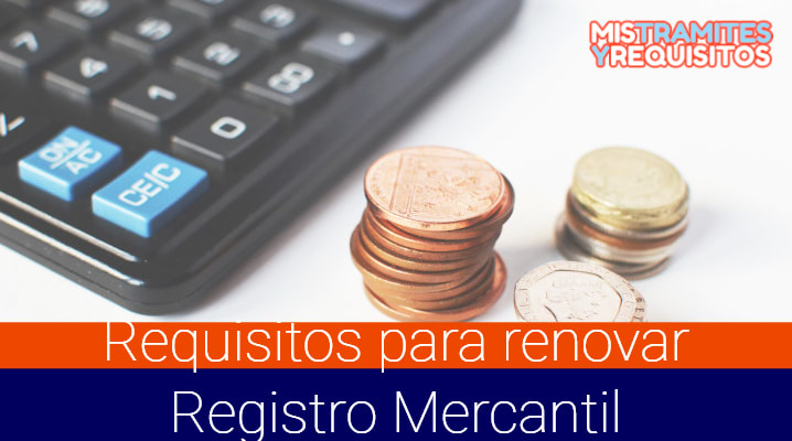 Requisitos para renovar Registro Mercantil en República Dominicana