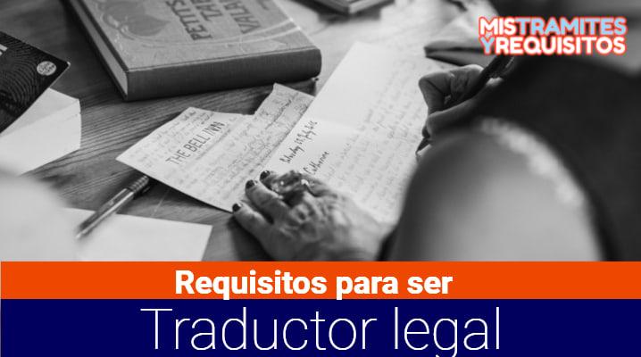 Requisitos para ser Traductor Legal en República Dominicana