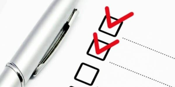 Requisitos para solicitar Beca en la MESCYT checklist