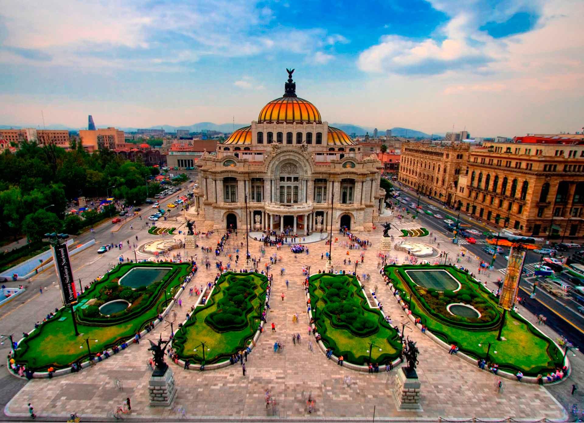 Ciudad de México - Turismo.org