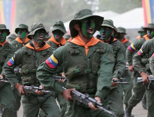 Esencia de Bolívar y Chávez se siente en los soldados de la FANB ...