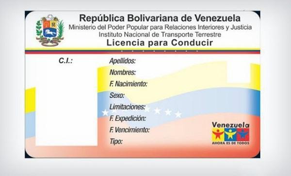 licencia ve